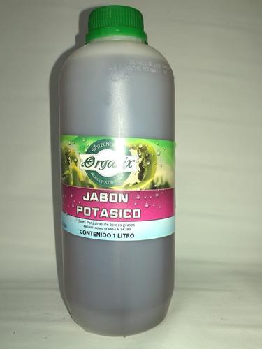 aceite de neem puro 1 litro+jabon potasico x 1 litro