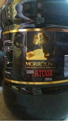 aceite de oliva aroma y sabor intenso (envió gratis)