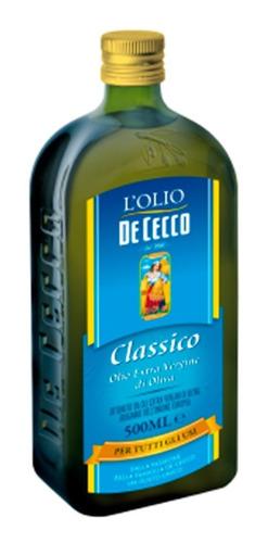 aceite de oliva de cecco 500cc importado