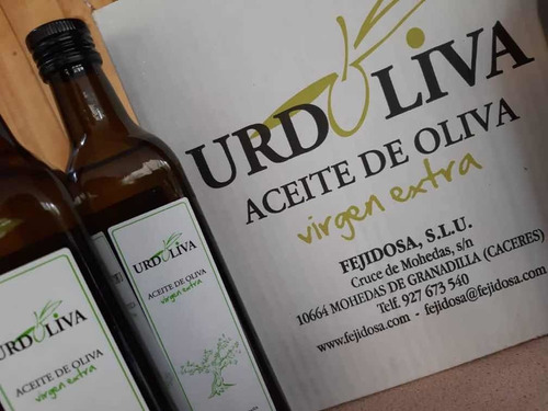 aceite de oliva español extra virgen de 500 ml