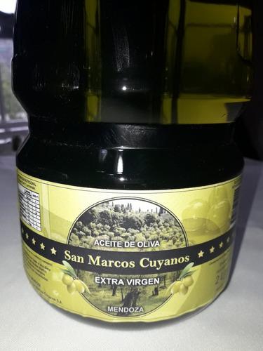 aceite de oliva extra virgen 2 litros sabor intenso mendoza