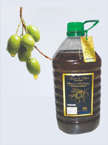 aceite de oliva extra virgen 5 litros