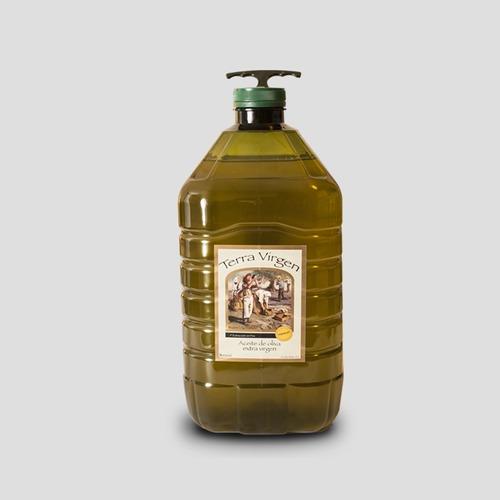 aceite de oliva extra virgen bidón 5 lts. ¡exquisito aroma!