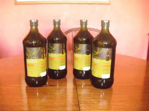 aceite de oliva extra virgen cepas de la patagua arbequina