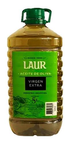 aceite de oliva extra virgen laur 5 litros