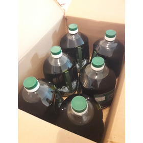 Aceite De Oliva Extra Virgen Mendoza 12 Botellas De 2 Litros