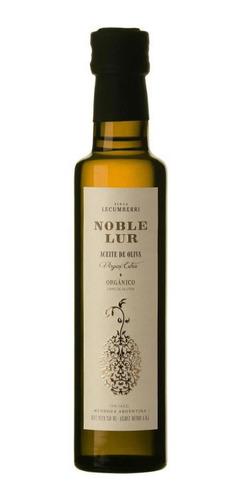 aceite de oliva extra virgen noble lur blend orgánico x 250c