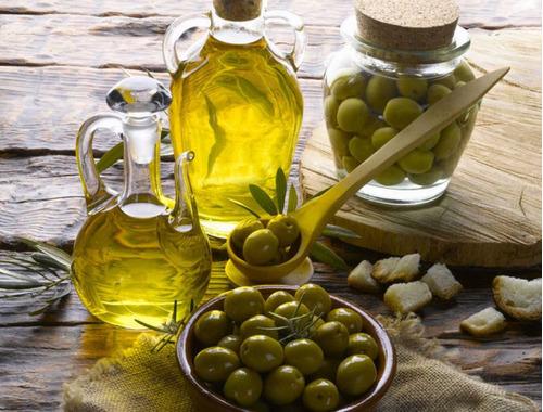 aceite de oliva extra virgen, primera prensada en frio, 2 l