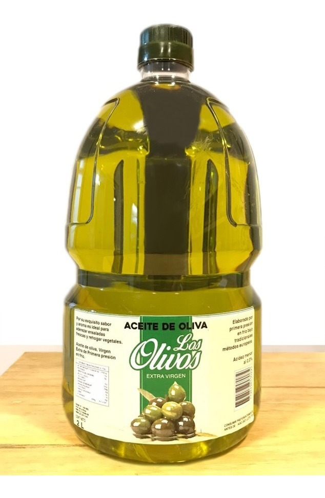 Aceite De Oliva Extra Virgen X 2 Lts Los Olivos - $ 733,00 en ...
