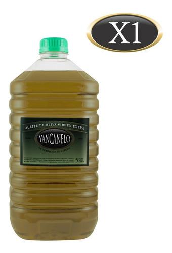 aceite de oliva extra virgen yancanelo bidón 5 litros x 1 u