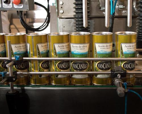 aceite de oliva extra virgen yancanelo botella 250 ml x 6 u