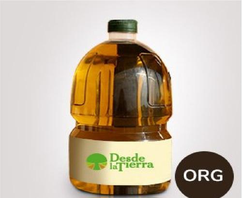 aceite de oliva orgánico - 2 lts