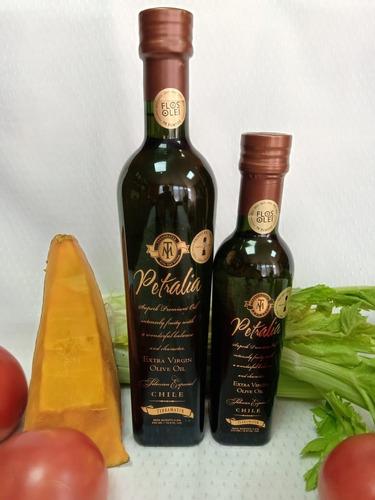 aceite de oliva premium extra virgen - petralia - (250 cc)