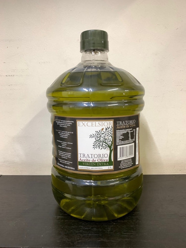 aceite de oliva tratorio 15 bot  x 2 litros cia aceitunera