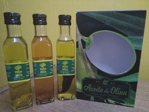 aceite de oliva (viejo olivo)