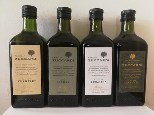 aceite de oliva zuccardi arauco 500cc