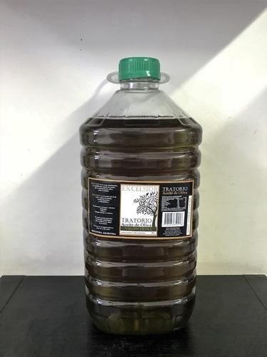 aceite de olivas tratorio  5 x 5 litros c/u