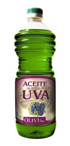 aceite de pepitas de uva por 500cc caja x 12 unidades pet