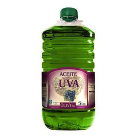 Aceite De Pepitas De Uva Por 5lts Olivi Hnos