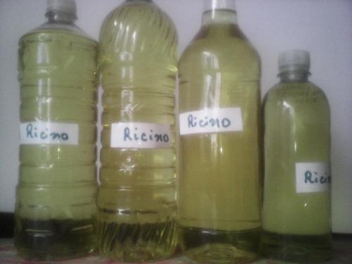 aceite de ricino 100% natural