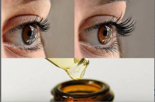 aceite de ricino 100%puro 30ml pestaña barba ceja cabello
