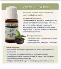 aceite de tee tree swiss just retiro y envio