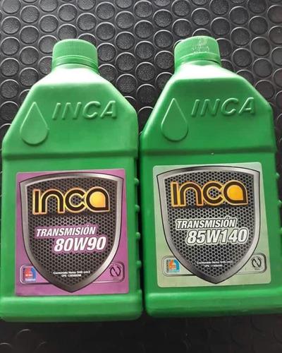 aceite de transmision 80w90 - inca oil (cajas por encargos)