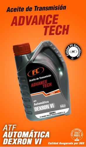 aceite de transmisión automática dexron iii marca fc