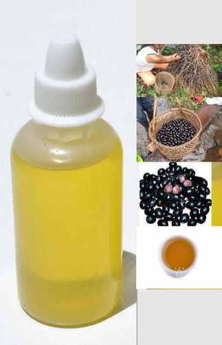 aceite de ungurahua puro para cuidado de cabello caidas 30ml