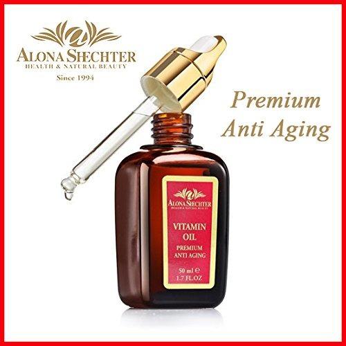 aceite de vitamina anti edad con vitamina c y e reafirman...