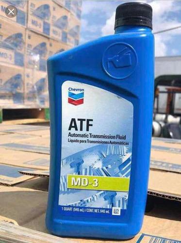 aceite dexron 3 para transmisiónes automáticas chevron