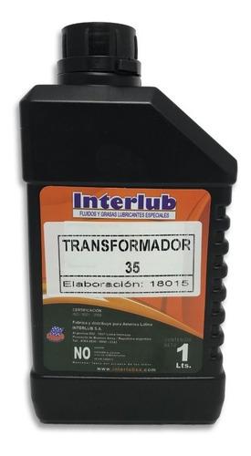 aceite dielectrico para transformador o llaves