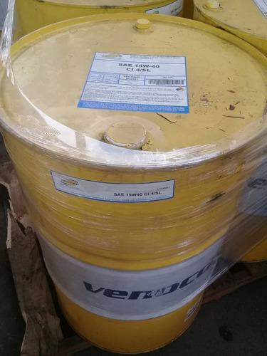 aceite diesel 15w40 a granel y diesel 50