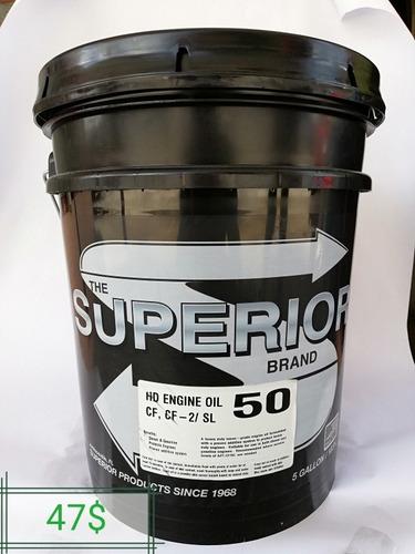aceite diesel 50 mobil reiker the superior paila