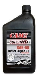 aceite diesel sae 50 cam2 dual