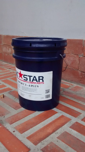 aceite diesel sae 50 nd tek star made in usa paila o tambor