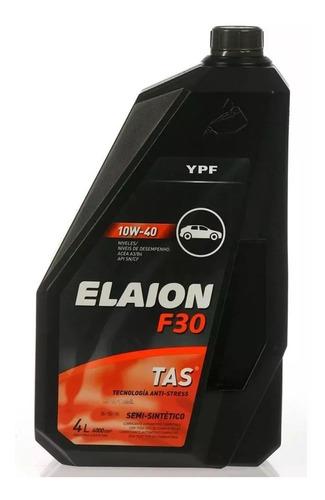 aceite elaion f30 semisintetico x 4 l