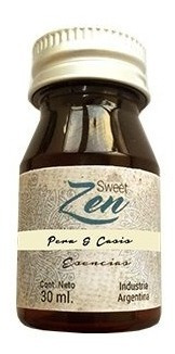 aceite esencial 30 ml. sweet zen de sweet sensation
