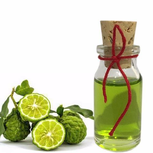 aceite esencial bergamota 100% natural para aromaterapia