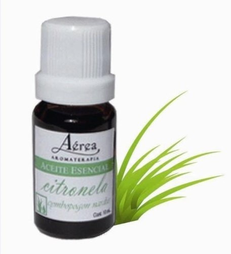 aceite esencial de citronela 100% puro y natural