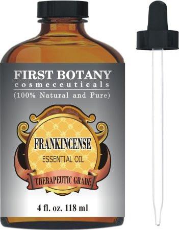 aceite esencial de incienso indu frankincense oil 100% puro