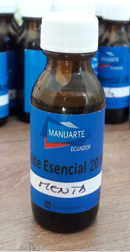 aceite esencial de menta - 20 ml