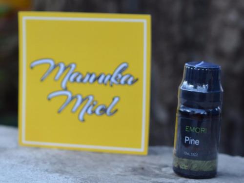 aceite esencial de pino puro 100%  importado dhl gratis