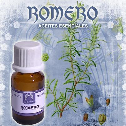 aceite esencial de romero - 10 cc.