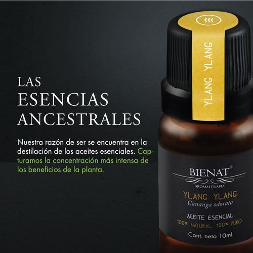 aceite esencial de ylang ylang 100% natural 100% puro