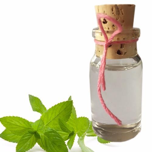 aceite esencial menta 100% natural para aromaterapia