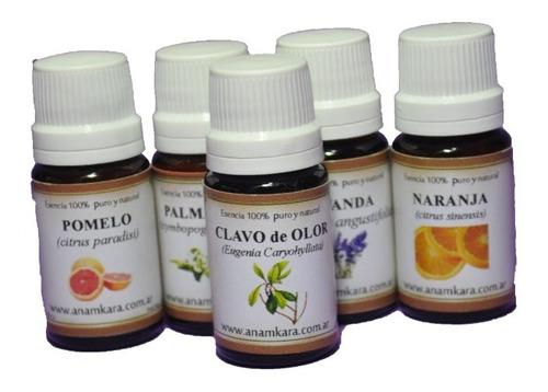 aceite esencial natural clavo de olor