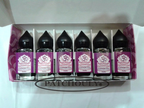 aceite esencial patchouli patchouly pachuli puro india 10ml.