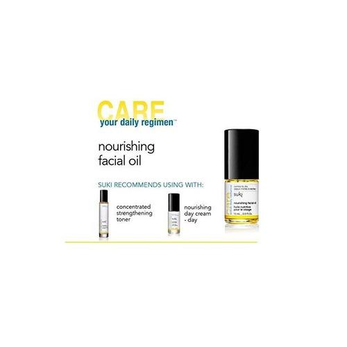 aceite facial nutriente - 15 ml