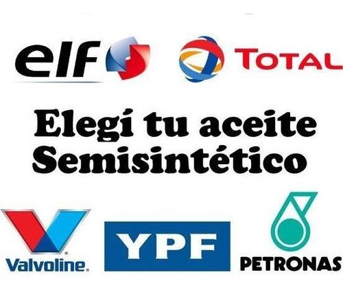 aceite filtro cambio